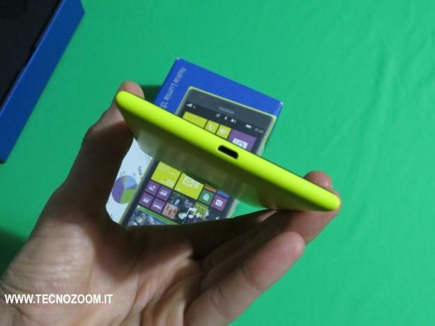 Nokia Lumia 1520 microUSB