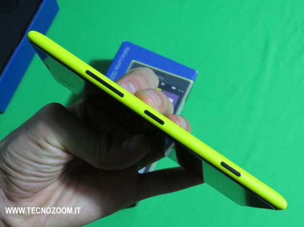 Nokia Lumia 1520 pulsanti