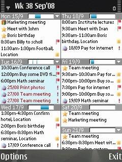 Handy Calendar 2.0: un calendario avanzato per smartphone Symbian