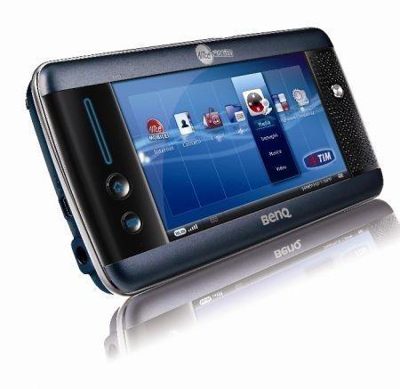 MID BenQ S6: schermo touchscreen e internet a portata di mano