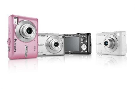 Fotocamere digitali Samsung: ecco le novita'