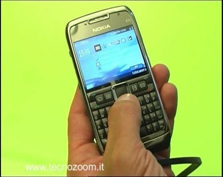 nokia e71 funzioni