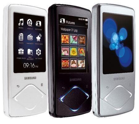 lettori mp3 Samsung 4