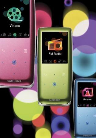 lettori mp3 Samsung 3