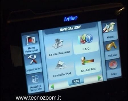 avmap geosat 6 phone tv