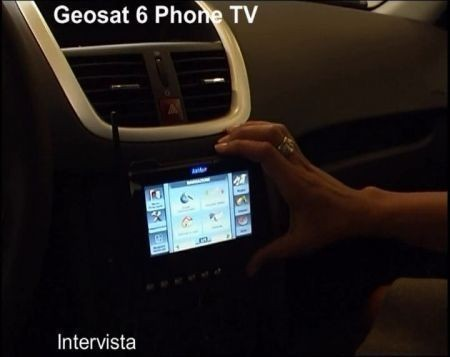 geosat 6 phone tv