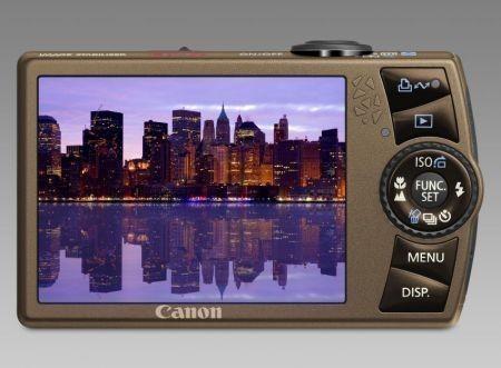 nuove canon digital ixus