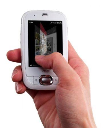 Personal Digital Assistant P552W
