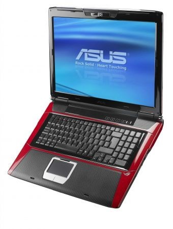 Asus G71: notebook con processore quadcore per videogiocatori