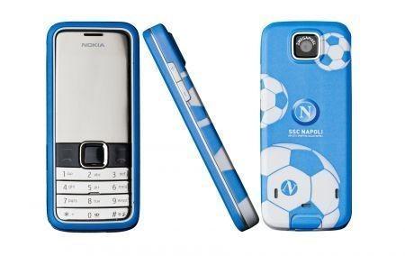 Nokia 7310 Supernova SSC Napoli Special Edition