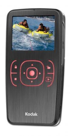 CES 2009: Kodak presenta le nuove fotocamere digitali e la videocamera tascabile