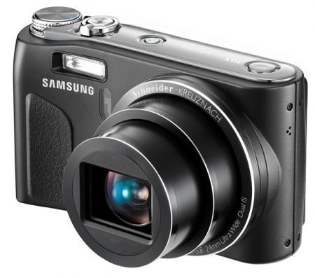 CES 2009: Samsung presenta nuovi modelli di fotocamere compatte