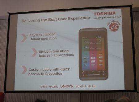 Toshiba G1 4