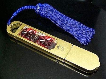 Lusso e tecnologia chiavette USB