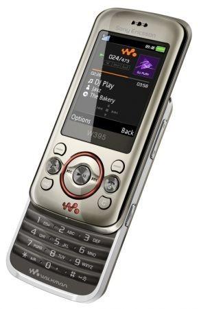 Sony Ericsson Walkman W395: terminale votato alla musica ed adatto ai più giovani