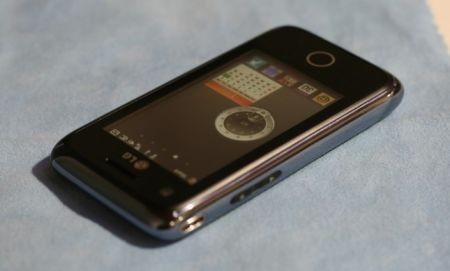 LG GM730: prime foto