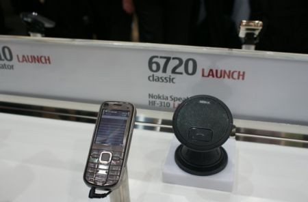 Nokia 6720 Classic: prime immagini