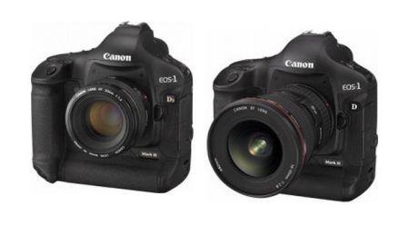 Firmware Canon: aggiornamento per Canon Eos 1DMarkIII e Canon 1DsMarkIII