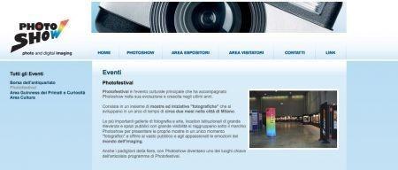 Photoshow e Photofestival