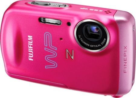 Fujifilm Finepix Z33WP: fotocamera digitale resistente all'acqua
