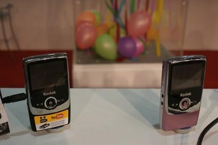 Kodak Zx1 e Zi6