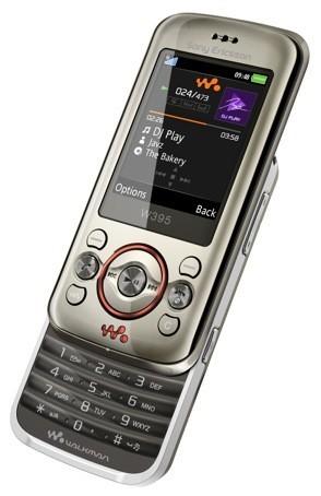 Sony Ericsson W395 X-Factor: cellulare Walkman in edizione limitata