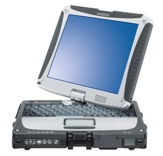 Panasonic Toughbook CF19