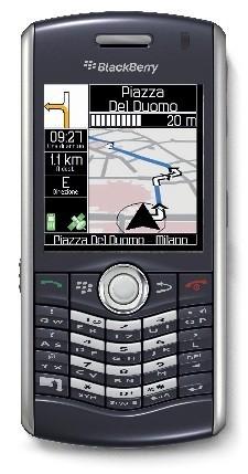 BlackBerry Pearl 8110 ufficiale