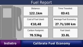 Garmin EcoRoute: il GPS che aiuta l'ambiente