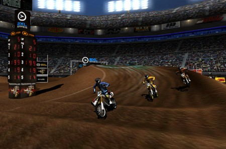 2XL Supercross - 2XL Games, Inc