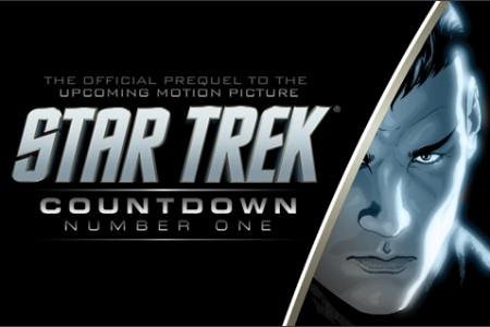 Star Trek: Countdown #1 - iVerse Media