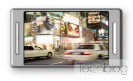Lo shermo di Toshiba TG03