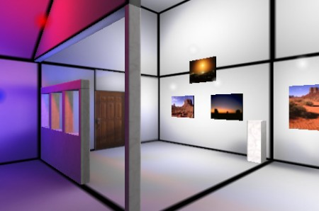 3D Gallery - caweb.de