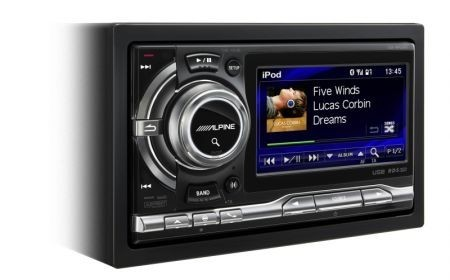 Alpine iXA-W404R Digital Media Station