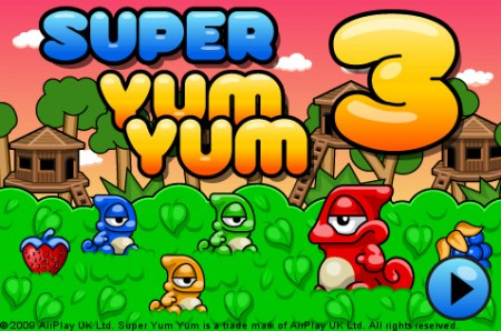 Super Yum Yum 3 - Airplay