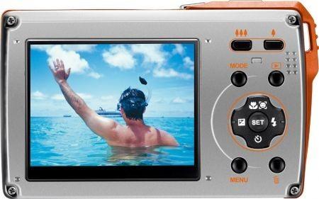 Rollei X-8 Sports: fotocamera subacquea fino a 10 metri di profondità