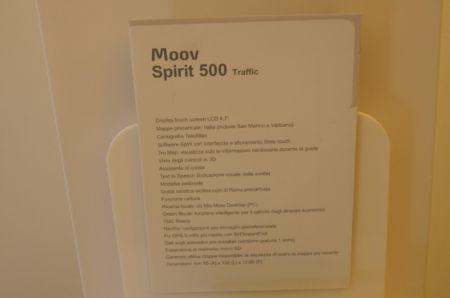Conferenza Mio Moov Spirit GPS