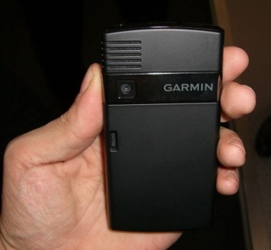 Garmin Nuvi phone