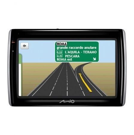 Mio Moov Spirit GPS 500 in funzione