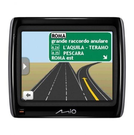 Mio Moov Spirit GPS 300 in funzione