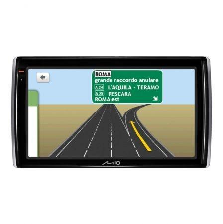 Mio Moov Spirit GPS 735 TV in funzione