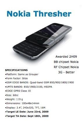 Nokia Thresher brochure