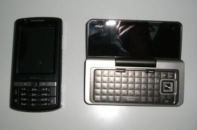 Asus P750 e Asus M930