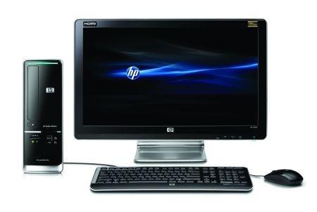 HP Pavilion Slimline s5100 con monitor