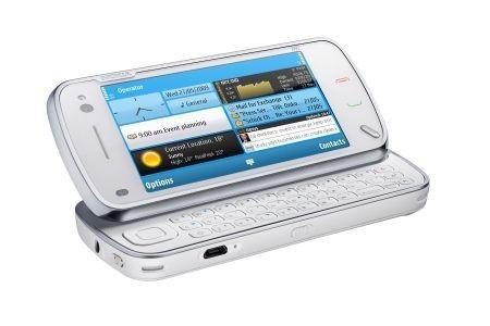 Nokia N97 tre quarti
