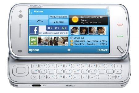 Nokia N97 widget