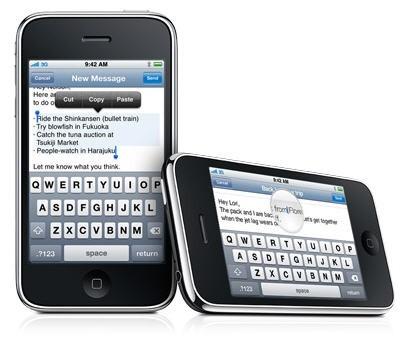 Tim iPhone 3GS
