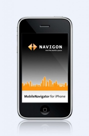 logo con iPhone 3GS