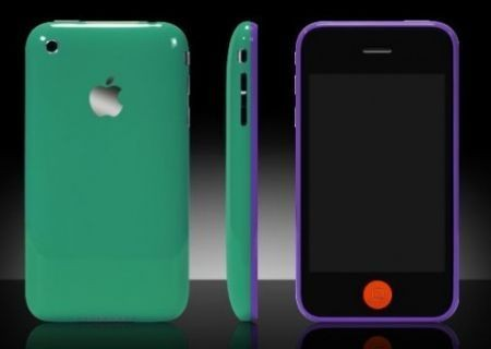 Skin iPhone 3GS