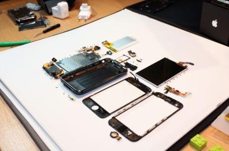 iPhone 3GS in ogni suo componente